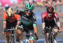Cesare Benedetti gana etapa 12 del Giro d'Italia