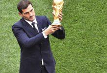 Iker Casillas renuncia como candidato a la presidencia de la RFEF