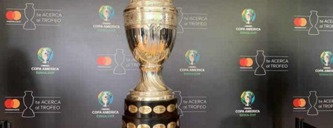 Gobierno de Brasil confirma Copa América