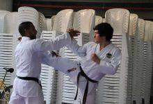 Karate opita con los ojos puestos en el último clasificatorio