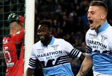 Lazio deja a Duván Zapata sin la Copa Italia