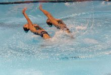 Equipo nacional de natación artística competirá en la serie mundial