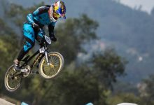 Doble oro nacional en latinoamericano de BMX