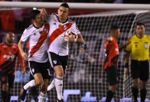 Goleada de River para llevarse la Recopa Sudamericana