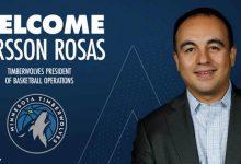Un colombiano presidirá franquicia de la NBA