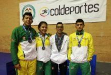 Taekwondo opita terminó participación en Bogotá