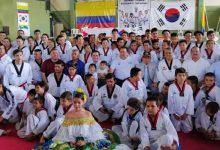 Programa de Taekwondo avanza en los colegios públicos de Neiva