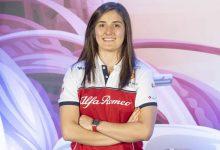Tatiana Calderón tiene fecha de debut en Japón
