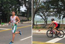 Triatlón opita lista para competencia virtual
