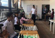 Simultánea de ajedrez en La Argentina