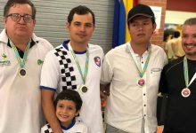 Ajedrez opita se dio cita en el Centro Comercial Único