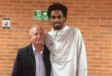 Braian Angola, con la mente puesta en la NBA