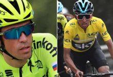 Contador cataloga a Bernal como favorito en el Tour