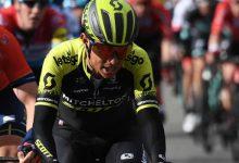 Esteban Chaves, confirmado para la Vuelta a Burgos