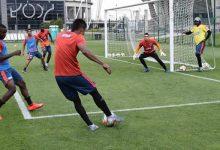 Selección sub – 20 volvió a entrenamientos