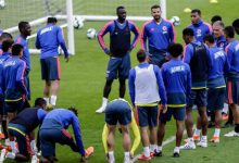 Selección Colombia ya está en Lima para juego con Perú