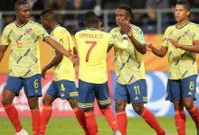 Colombia – Nueva Zelandia por el mundial juvenil