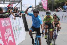 Ciclistas opitas coronan La Línea en la Vuelta a Colombia