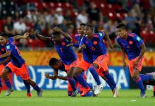 Colombia, por un lugar en la semifinal del mundial juvenil