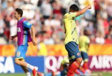 Ucrania sacó a Colombia del mundial sub – 20