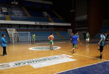 Toma forma torneo de fútbol sala en Campoalegre