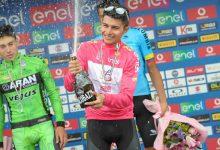 Fiesta nacional en el Giro sub – 23: Einer Rubio gana la etapa, Camilo Ardila es campeón