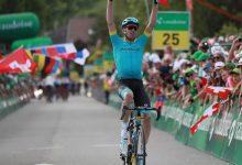 Victoria española en el Tour de Suiza