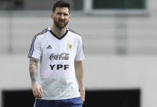 Prensa inglesa coloca a Messi en Inglaterra