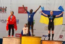 Oro colombiano en mundial juvenil de pesas