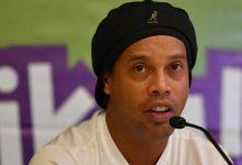 Ronaldinho jugará amistosos en Colombia