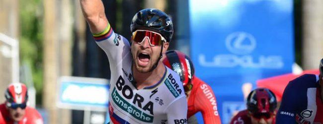 Sagan gana y lidera en Suiza
