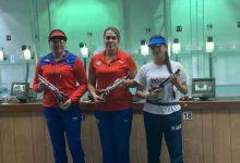 Colombia suma medallas en panamericano de tiro y caza