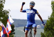 Alaphilippe se impone en la tercera etapa del Tour de Francia