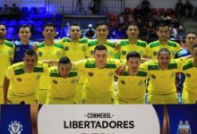 Confirmado el calendario de la Libertadores de Futsal