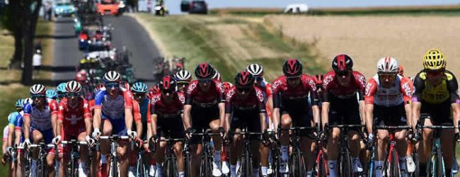 Llegó la alta montaña en el Tour de Francia