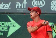 Nicolás Mejía, semifinalista en Cancún