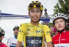 Campeón del Tour dio negativo en prueba de coronavirus