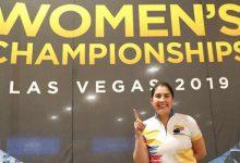 María José Rodríguez, campeona mundial