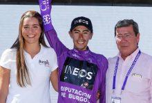 Iván Sosa, nuevo campeón de la Vuelta a Burgos