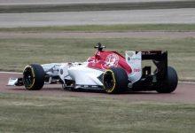 Tatiana Calderón se subirá de nuevo a un monoplaza de F1