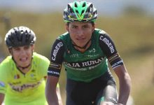 Ciclista colombiano logra triunfo en el País Vasco