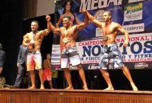 Opita ganó en nacional novatos de fitness