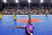 Comienza fase departamental del Torneo Mil Ciudades de microfútbol