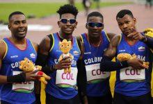 Colombia busca cupo olímpico en mundiales de relevos