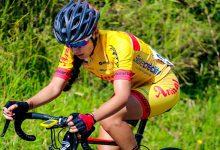 Laura Toconás finalizó de 13 en Marinilla