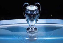 Fase final de la Champions, sin público