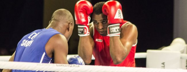 Comenzó la acción de los colombianos en el mundial de boxeo