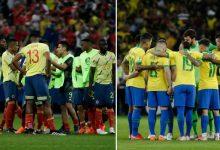 Colombia, lista para enfrentar a Brasil