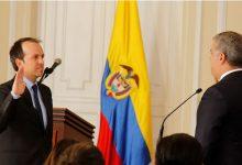 Ya es oficial, Ernesto Lucena es nuevo ministro del deporte