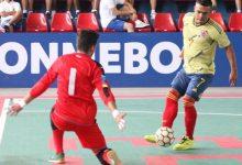 Derrota y triunfo para Colombia en Liga Sudamericana de Futsal